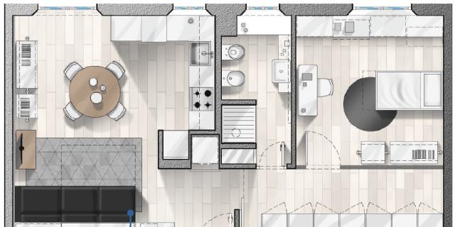 Idee per ristrutturare casa spendendo poco - Arredare casa spendendo poco ...