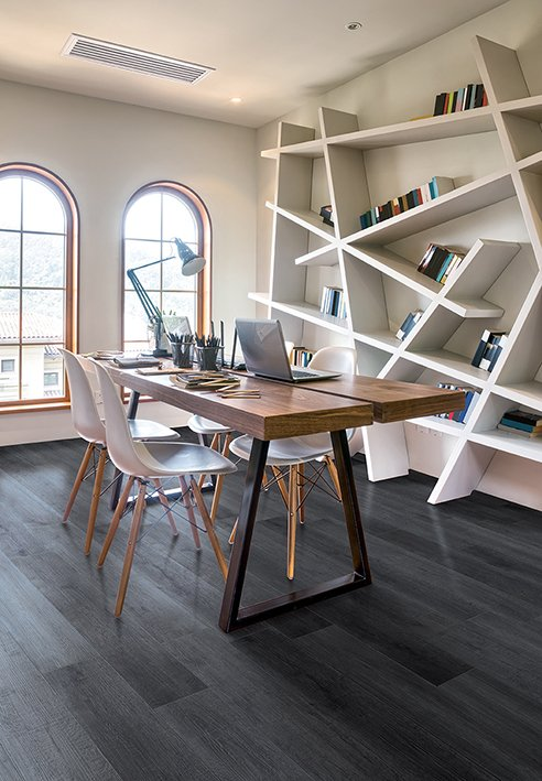 Interior of modern reading room cose di casa - Mobili la serenissima ...