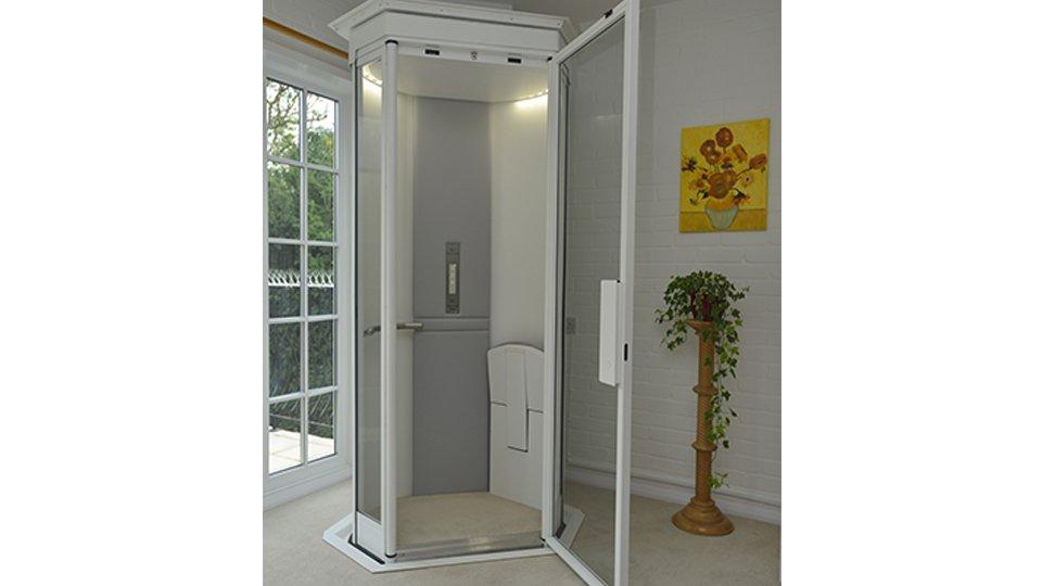 Mini ascensori per interni basta scale in casa tua for Stannah montascale prezzi