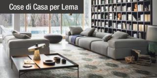 Arredare il soggiorno: accanto al divano, tavolini ma non solo