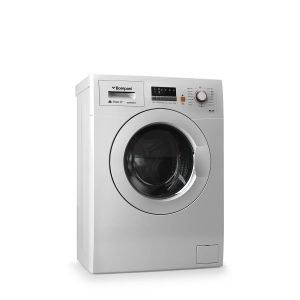 La lavatrice a carica frontale Lavinia Mod. BOWM639/E di Bompani è profonda 39 cm e ha capacità di carico di 6 kg. In classe A+++, ha centrifuga di 1.000 giri al minuto e è dotata di 15 programmi e di maxi oblò da 30 cm con apertura facilitata a 180°C. Misura L59,5xP39xH85 cm. Prezzo 389 euro. www.bompani.it