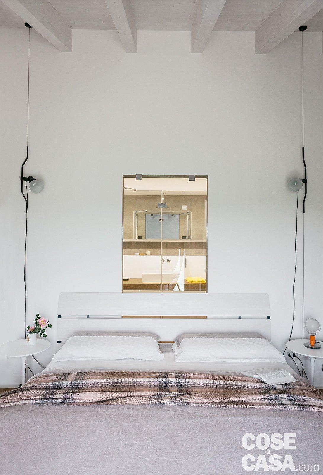 98 mq spazio moltiplicato dalla luce nel sottotetto della for Case kit 1 camera da letto