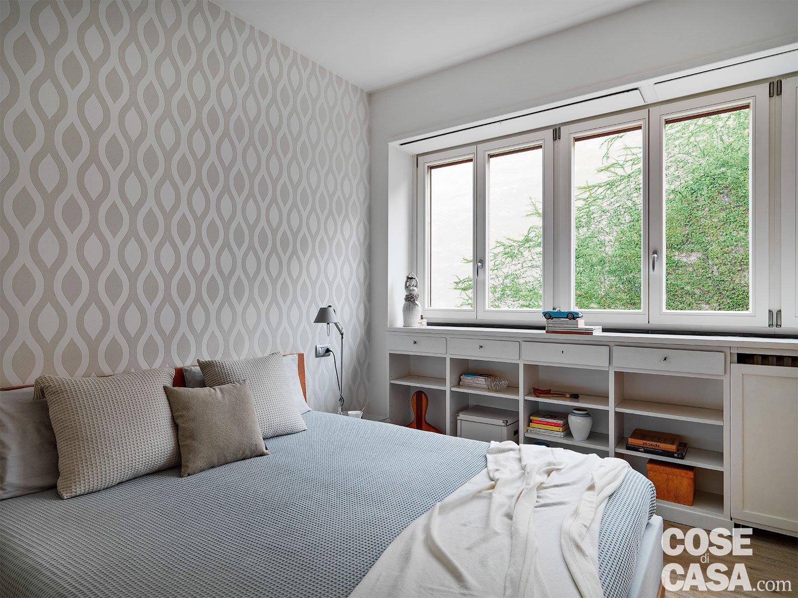 Dimensioni Finestre Camera Da Letto 150 mq tutti da copiare: dalla divisione soggiorno-cucina