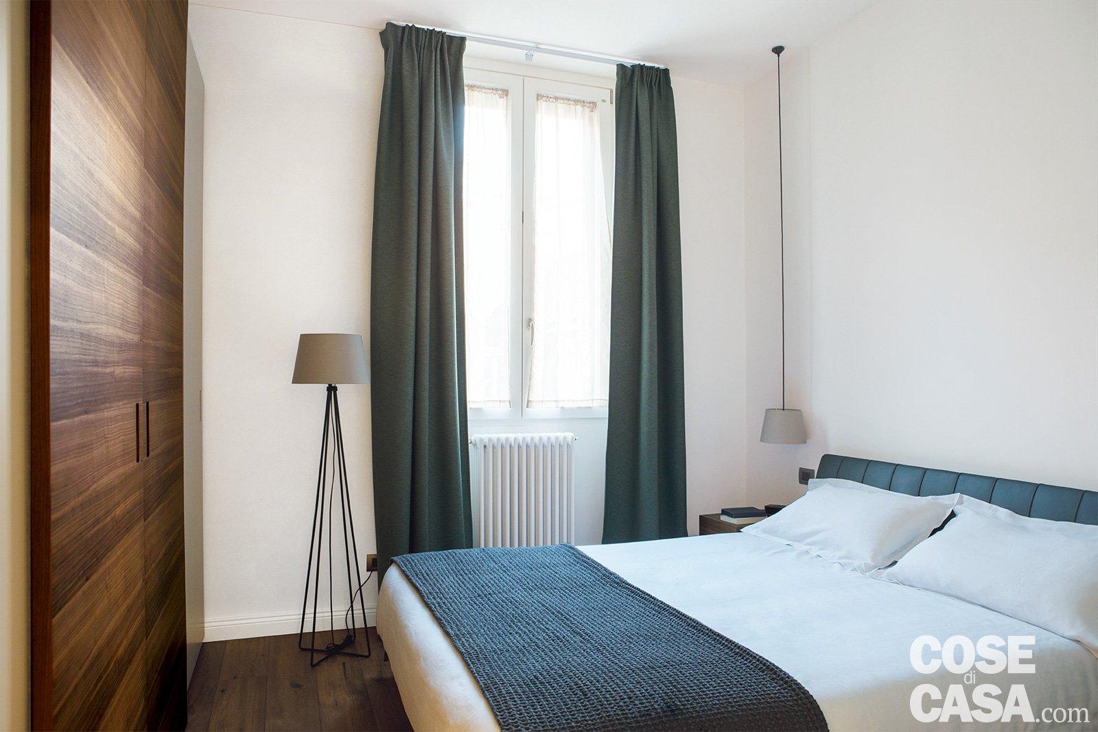 Una casa industrial style 90 mq di tendenza cose di casa - Camera da letto barbie ...