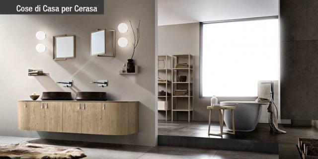 """""""Sarò come mi vuoi"""": il bagno secondo Cerasa, una stanza da sogno"""
