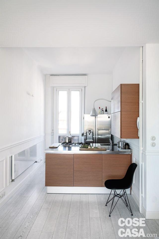 85 mq una casa in stile classico contemporaneo cose di casa for Stile contemporaneo casa