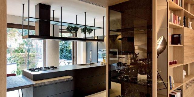Progetti case 100 mq idee arredamento e piantine for Arredamento soggiorno moderno di lusso