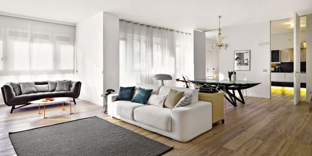 Progetti case 100 mq idee arredamento e piantine for Progetti per ristrutturare casa