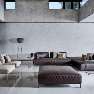 Divano Sanders Air, design Spessotto&Agnoletto, di Ditre Italia