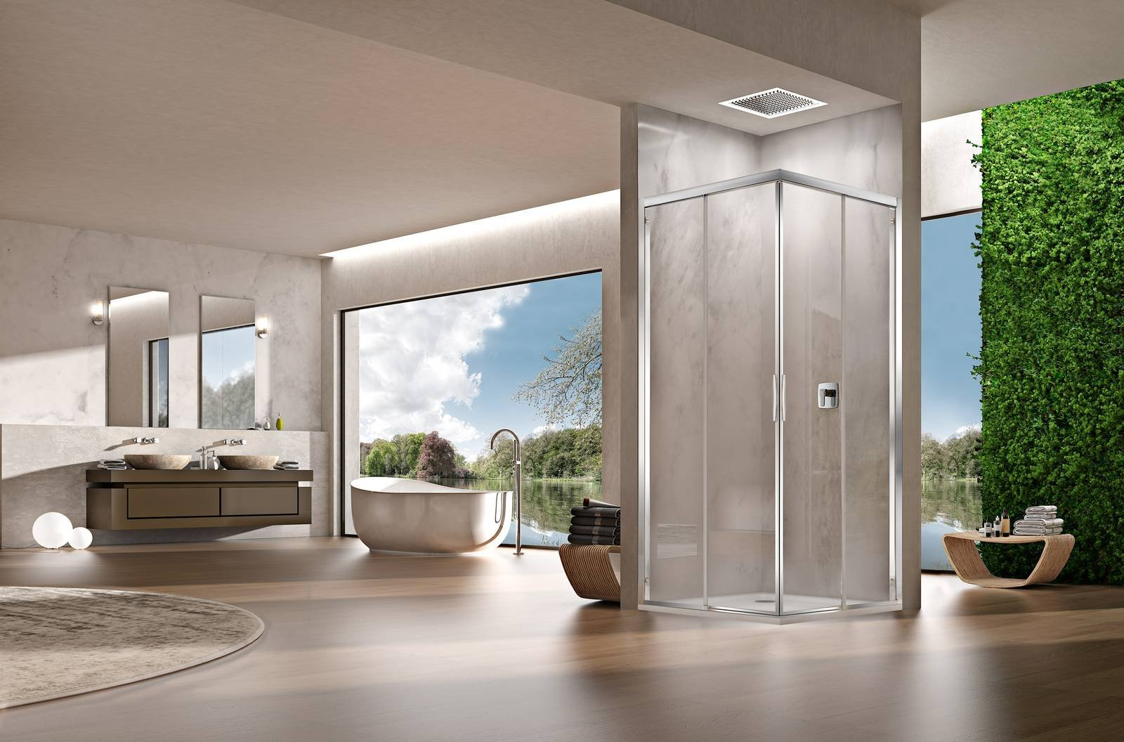 Lavabo Cabina Estetica : Estetica solarium case negozi e appartamenti in vendita a