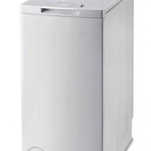 Con la lavatrice a carica dall'alto Innex BTW E71253P (IT) di Indesit in soli 45 minuti è possibile lavare insieme cotone e tessuti sintetici in totale sicurezza. Ha capacità di 7 kg, è in classe A+++ e è dotata di maniglia Push&Open, per permettere di aprire l'apparecchio in tutta comodità anche a mani occupate è possibile premendo solamente con un dito o con un gomito. Misura L40xP60xH90 Prezzo 449 euro. www.indesit.it