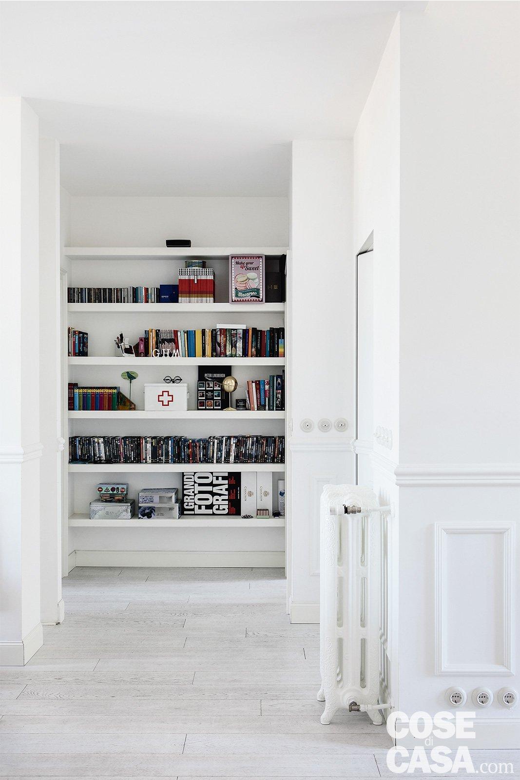 Lo Space Senza Pareti 85 mq: una casa in stile classico contemporaneo - cose di casa