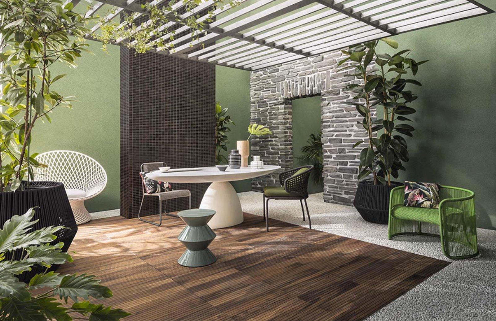 Finiture e trattamenti per pareti e pavimenti cose di casa - Piastrelle decorative per pareti ...