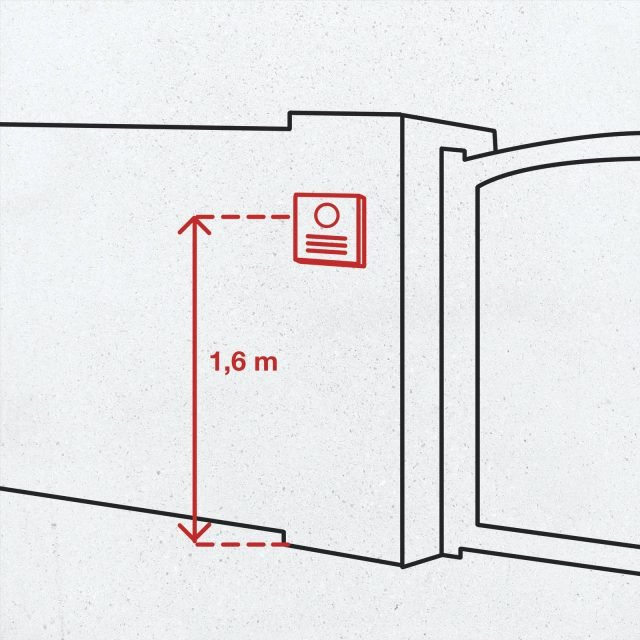 Installare il videocitofono da soli guarda anche il videotutorial cose di casa - Finestra che si apre sul lato superiore ...