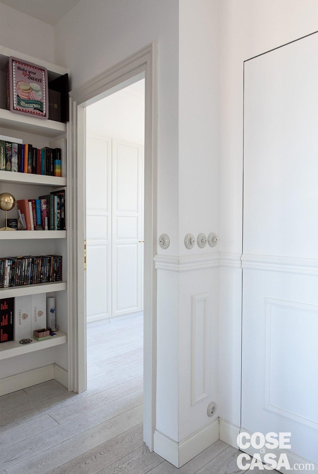 85 mq una casa in stile classico contemporaneo cose di casa for Case arredate stile classico