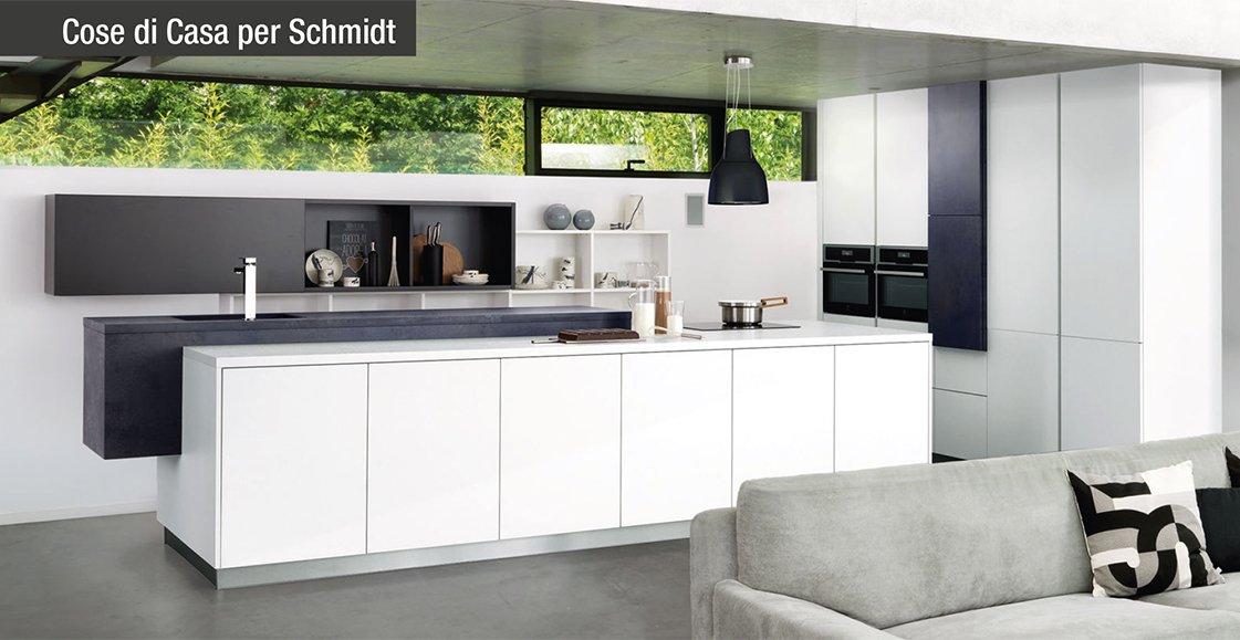 Schmidt per questo inverno punta sull 39 effetto for Ambientazioni case moderne