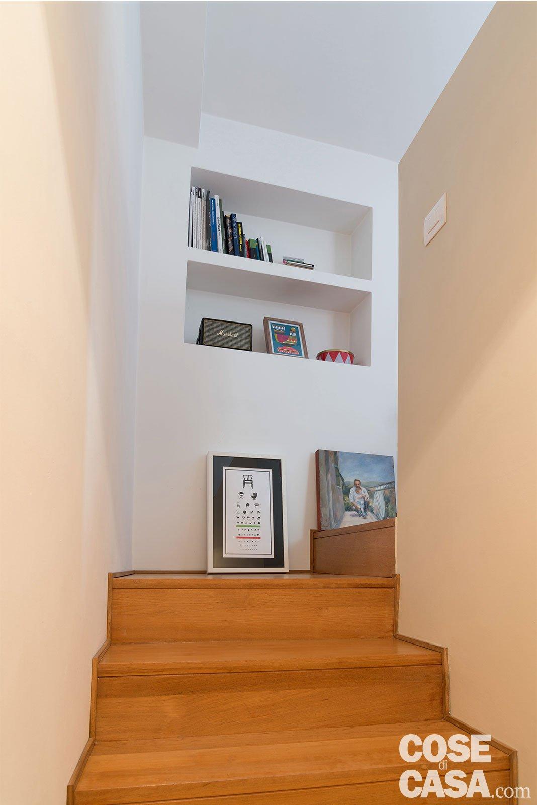 Design anni 39 50 e 39 60 nella mini casa con vista cielo cose di casa - Minibar in legno per casa ...