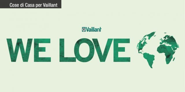 Caldaie Vaillant: il riscaldamento ottimale che contribuisce alla salvaguardia dell'ambiente