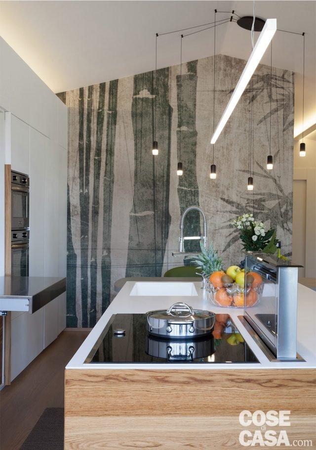 Cambio di immagine per la casa di 120 mq all 39 ultimo piano for Progettista di piano casa online
