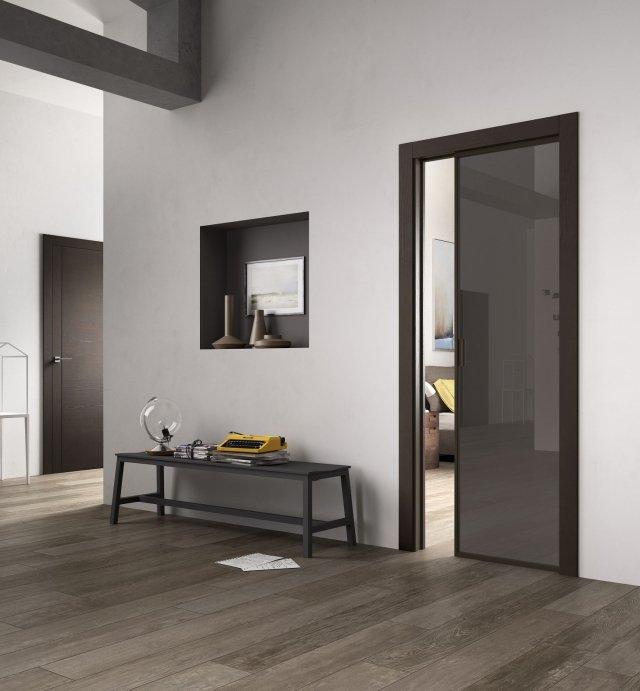 La porta scorrevole ideale dove necessario risparmiare spazio - Telaio porta scorrevole prezzo ...