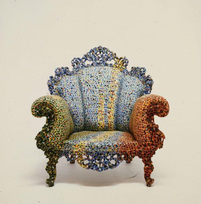 Poltrone In Plastica Stile Barocco.La Poltrona In Stile Barocco Perfetta In Ambienti Moderni