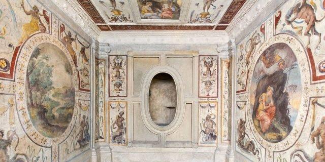 Il restauro del bagno privato di Cosimo de' Medici: tecnologia e innovazione al servizio dell'arte