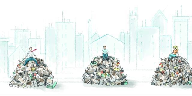 """Raccolta differenziata: le regole per un corretto """"conferimento"""" dei rifiuti"""