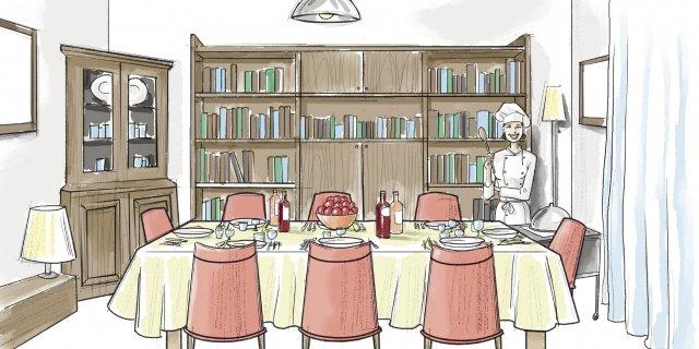 Home restaurant: si può aprire un ristorante in… casa?