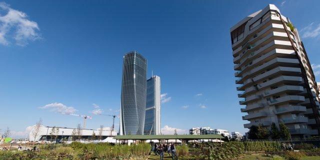 Citylife a Milano: la Torre Hadid aperta (solo domenica) per la giornata del FAI