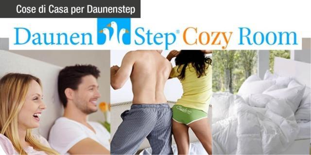 Daunenstep Cozy Room: la sfida è cominciata