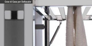 Open IDeas: scaldasalviette, stendino e asciugabiancheria in un unico prodotto