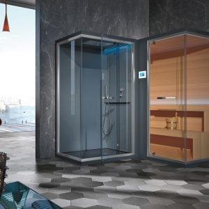 Sauna e bagno turco Ethos C