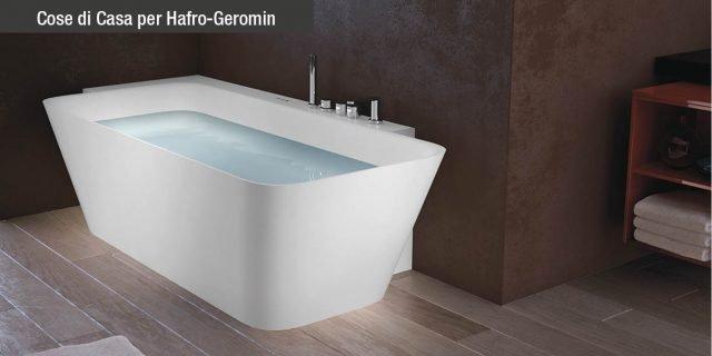 Total living bathroom: il bagno firmato Hafro-Geromin