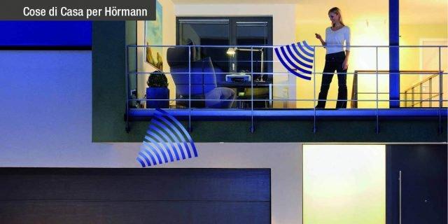 BiSecur, la sicurezza Hörmann per la casa: sistemi telecomandati e App per la gestione da remoto