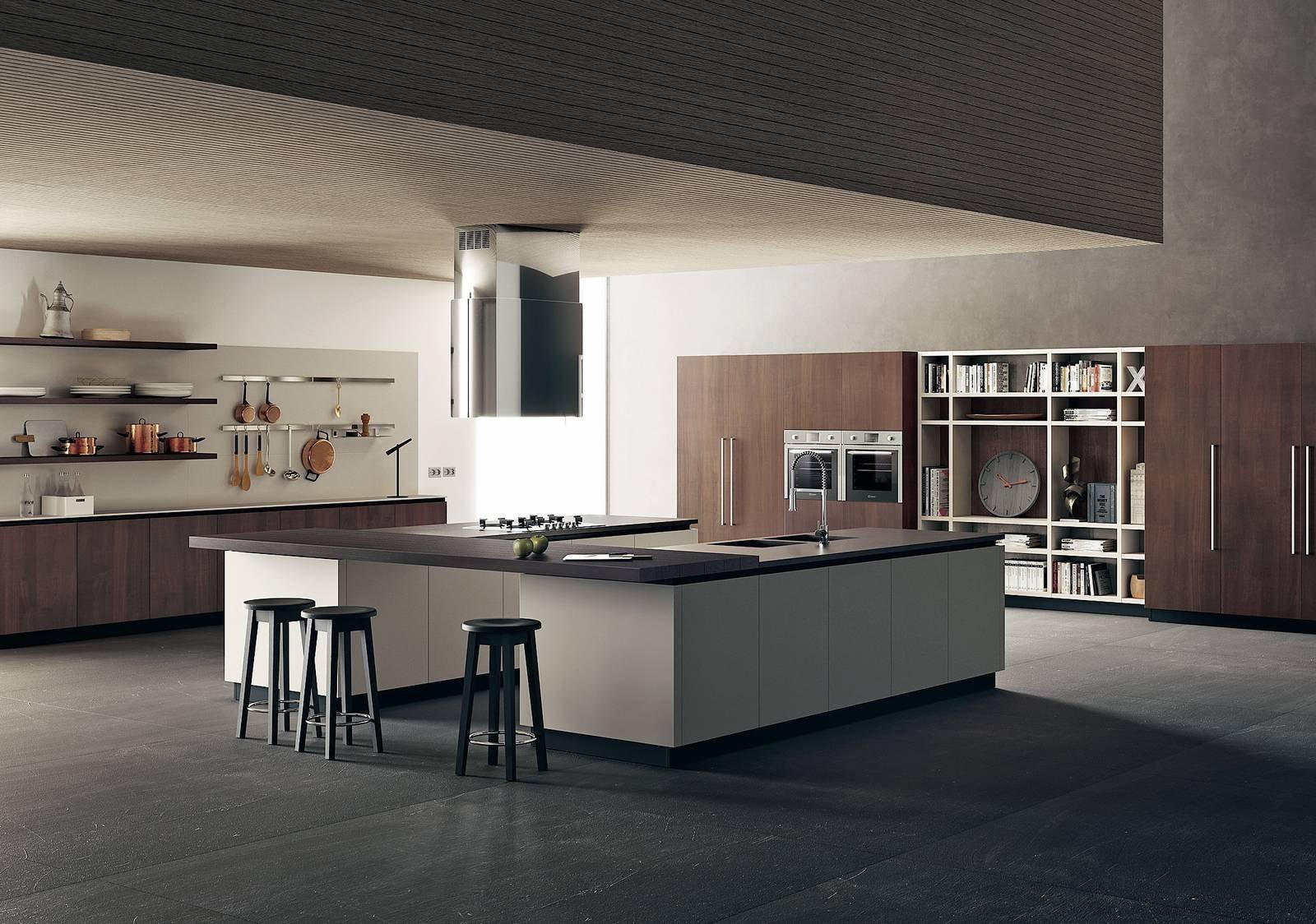 Scegliere la cucina: top, cappe, schienali... - Cose di Casa