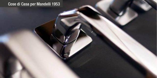 Mandelli1953, la maniglia di design 100% made in Italy