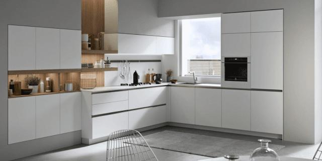 Arredamento cucina 2018 classiche e moderne cose di casa - Cucine senza pensili sopra ...