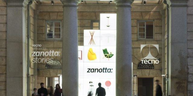 Zanotta: Stories, racconto sull'abitare contemporaneo