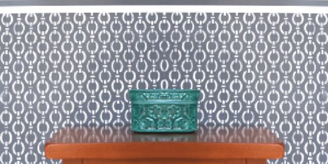 Dipingere una boiserie sul muro per dare un tocco decor all'ambiente