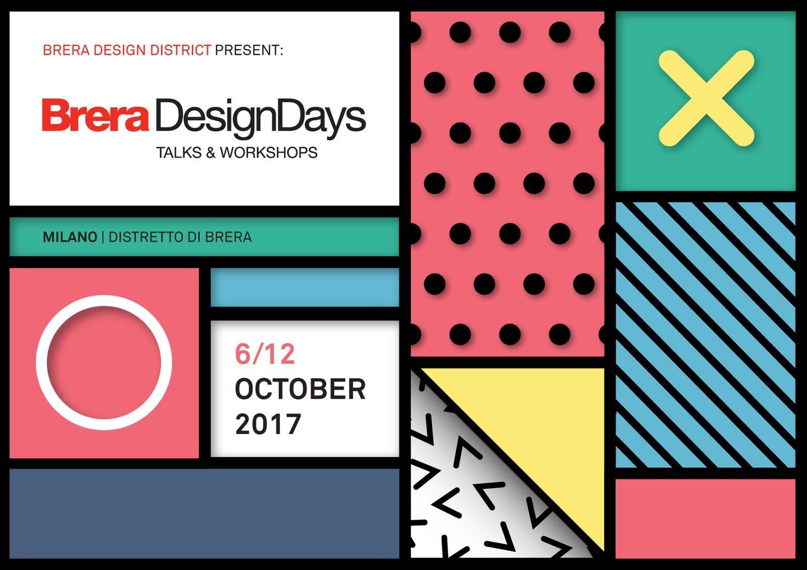 brera design days logo cose di casa