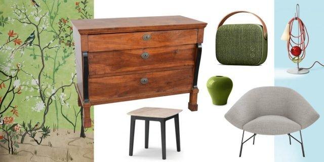 Abbinare un vecchio mobile o un pezzo antico ad arredi contemporanei