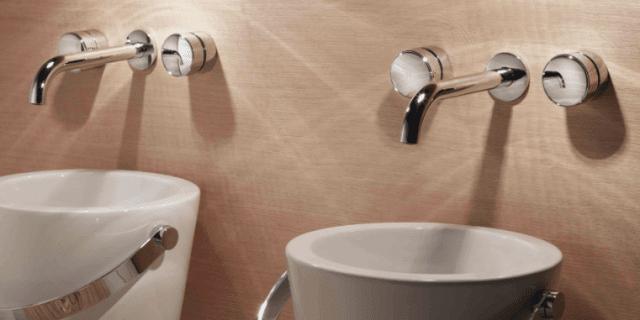 Tre plus per la rubinetteria: ecosostenibilità, design e qualità