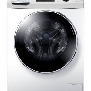 Disponibile in tre differenti modelli con capacità da 7, 8 e 10 kg, le lavatrici della serie Hatrium di Haier hanno 16 programmi per adattare il lavaggio al tipo di biancheria, come il lavaggio intensivo per l'eliminazione delle macchie più resistenti o la partenza ritardata, per l'utilizzo in orari con tariffe energetiche agevolate. L'appartenenza alla classe energetica A+++ -50% (A+++ -40% nel modello con capacità 7 Kg), fa della serie Hatrium una scelta volta all'eco-sostenibilità e al risparmio. Misura L59,5xP55xH85 cm. Prezzo da 449 euro. www.haier.com/it