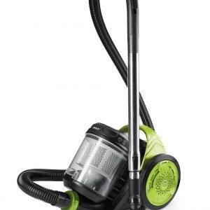 Dotato di tecnologia ciclonica, che consente un'aspirazione efficace e costante, Forzaspira C150 di Polti vanta prestazioni in tripla classe A: nella pulizia sui pavimenti duri, nella riemissione della polvere nell'aria e per l'efficienza energetica. L'efficacia di filtrazione è garantita dalla presenza di ben 5 stadi, con filtro HEPA H13 all'uscita che contribuisce a trattenere anche la polvere più sottile e le impurità. Prezzo 149 euro. www.polti.com