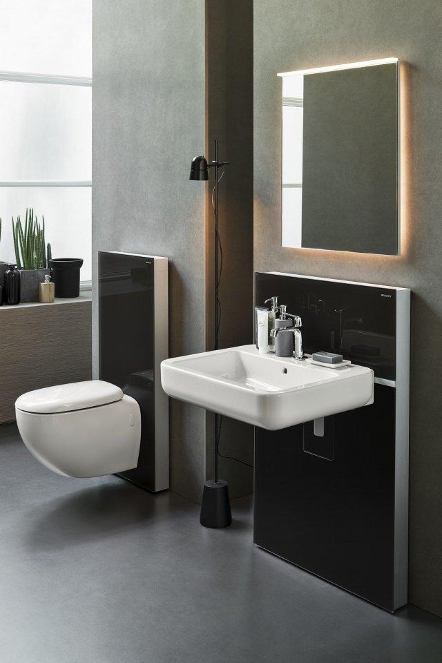 18 soluzioni salvaspazio per il bagno per risparmiare for Cassetta wc esterna sottile