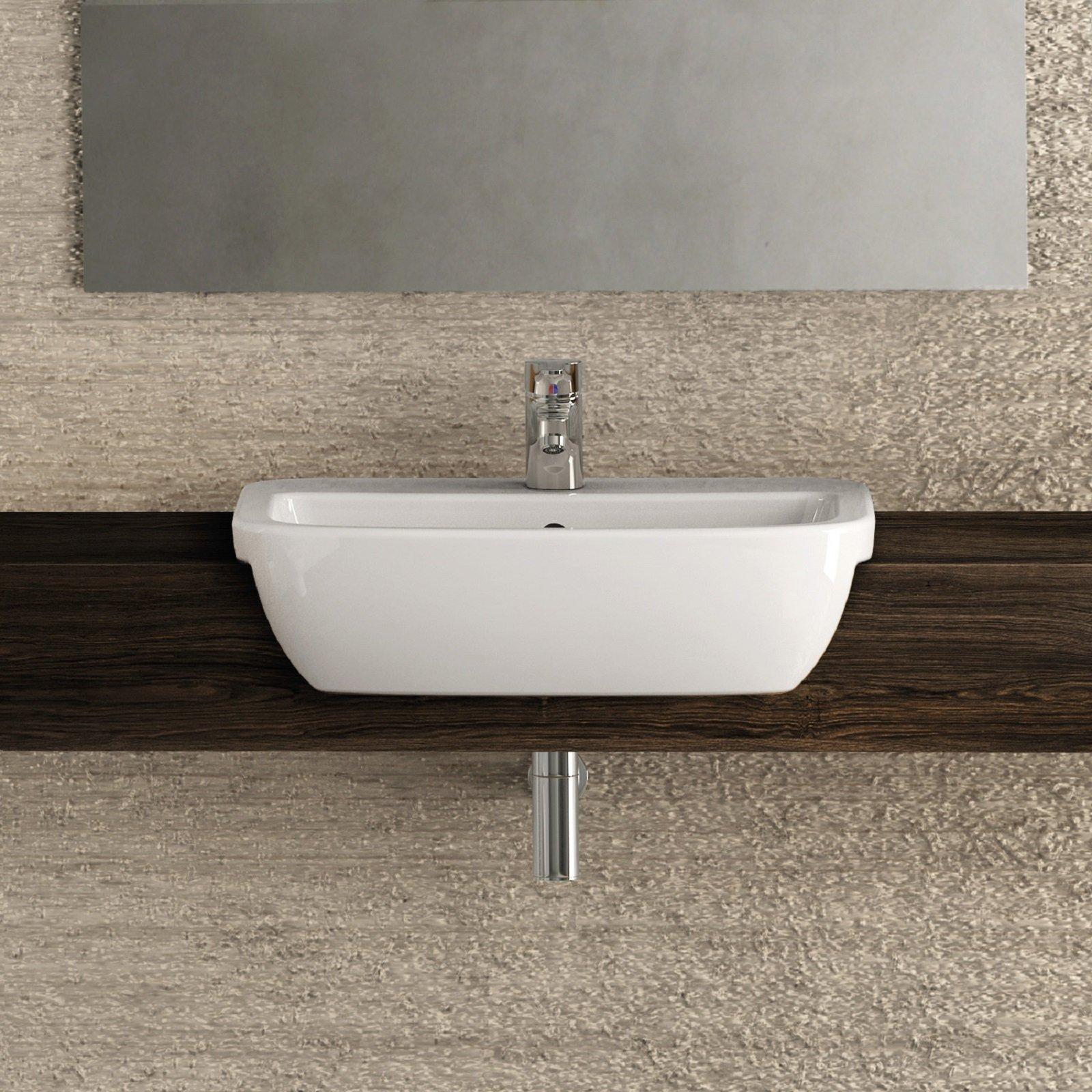 Lavabi Piccoli Per Bagno.18 Soluzioni Salvaspazio Per Il Bagno Per Risparmiare Centimetri