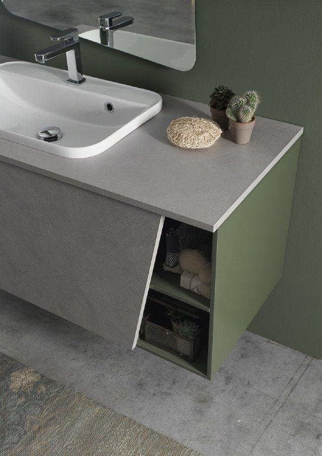 18 soluzioni salvaspazio per il bagno per risparmiare centimetri preziosi - Mobiletto salvaspazio bagno ...