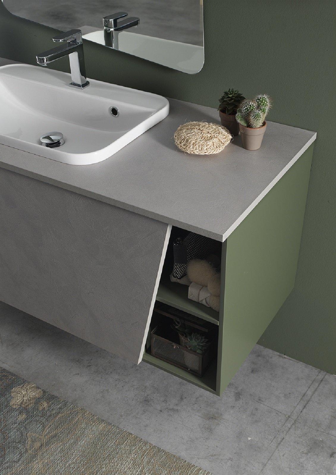 Mobile Bagno Lavandino Incasso 18 soluzioni salvaspazio per il bagno, per risparmiare