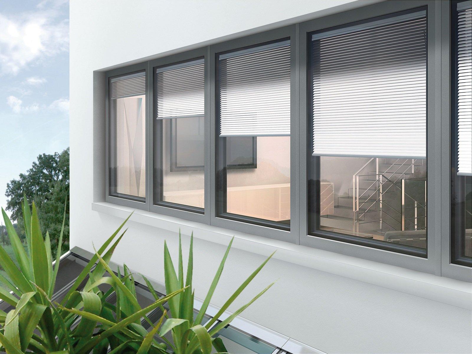 Finestre con ridotti profili per tanta luminosit nell - Sostituzione vetri finestre ...