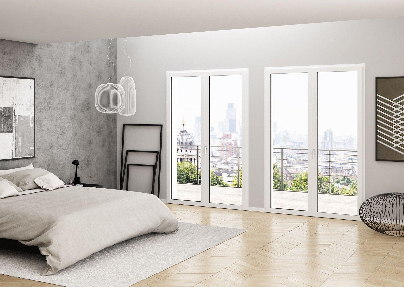 Finestre Con Ridotti Profili Per Tanta Luminosità Nell Ambiente